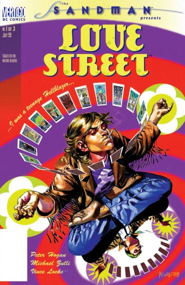 The Sandman Presents: Love Street #1 (of 3)