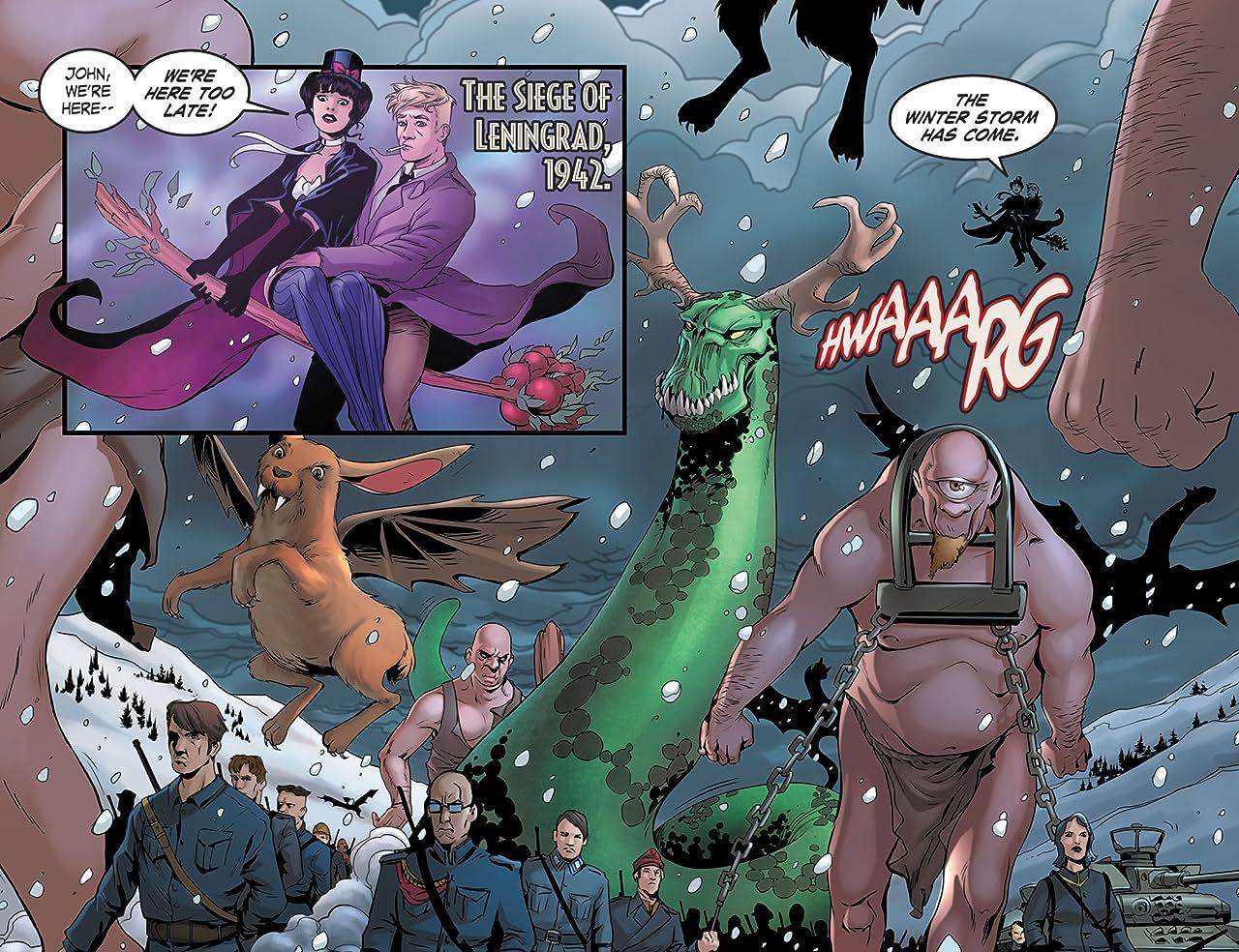 DC Comics: Bombshells (2015-2017) #90