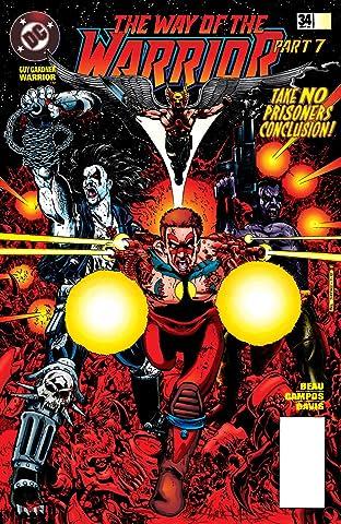 Guy Gardner: Warrior (1992-1996) #34