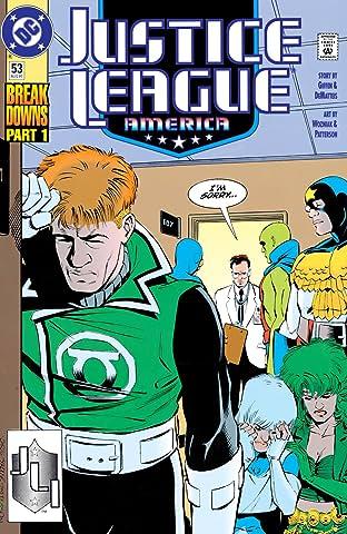 Justice League America (1987-1996) #53