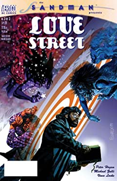The Sandman Presents: Love Street #3 (of 3)