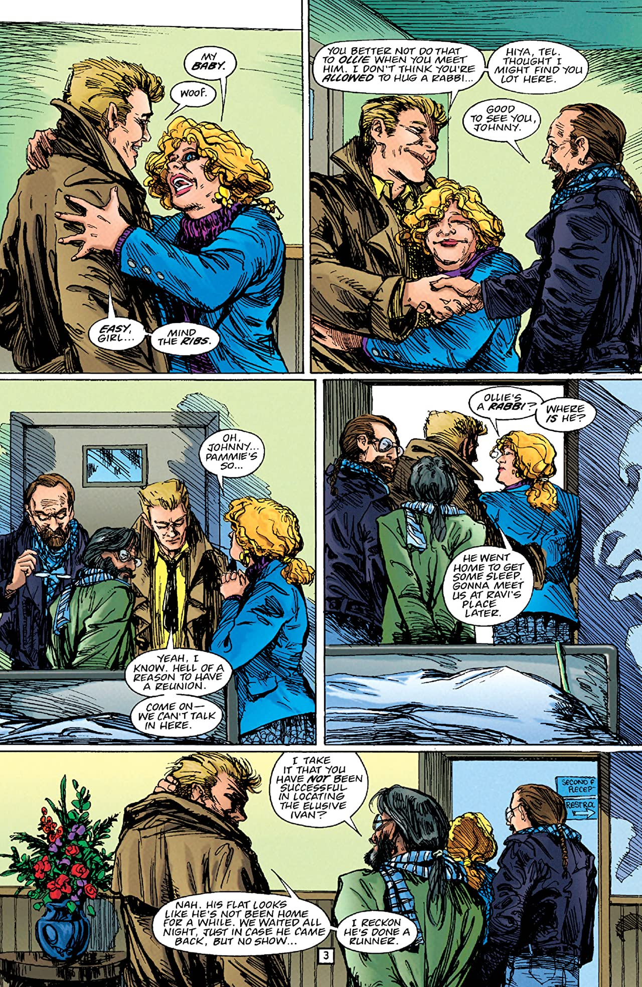 The Sandman Presents: Love Street #3 (of 3)