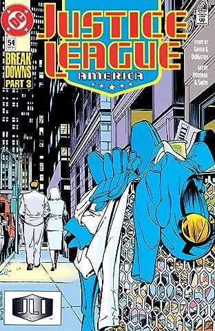 Justice League America (1987-1996) #54