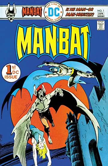 Man-Bat (1977) #1