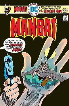 Man-Bat (1977) #2