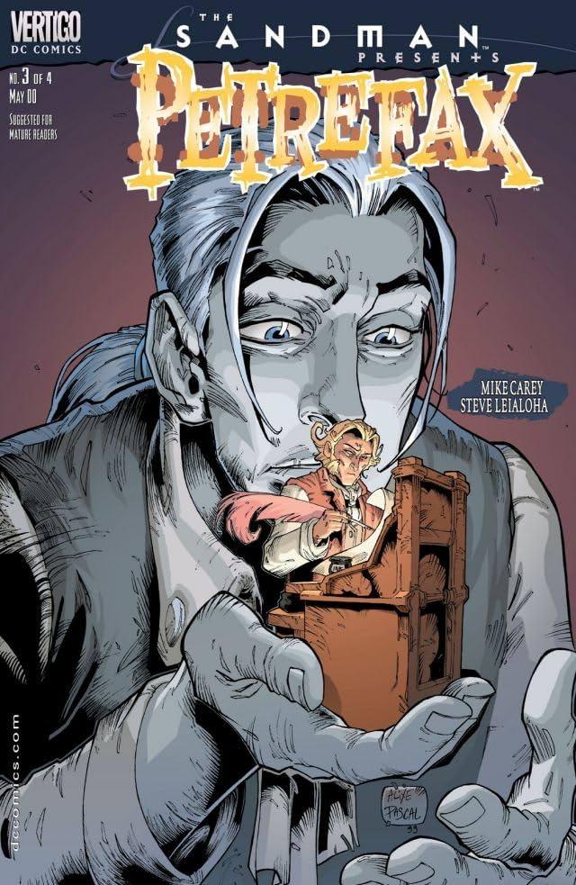 The Sandman Presents: Petrefax #3 (of 4)