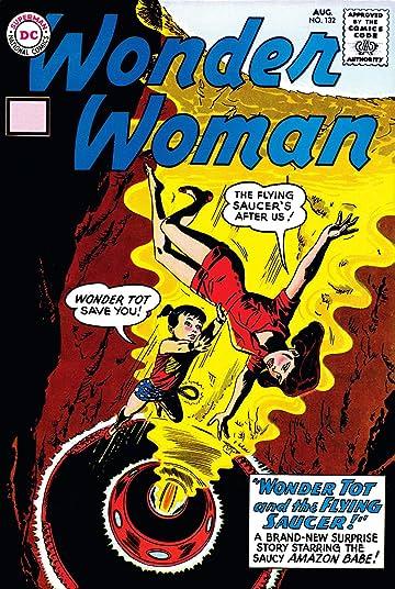 Wonder Woman (1942-1986) #132