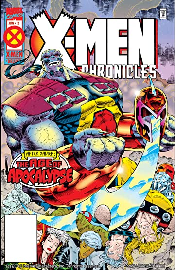 X-Men: Chronicles #2