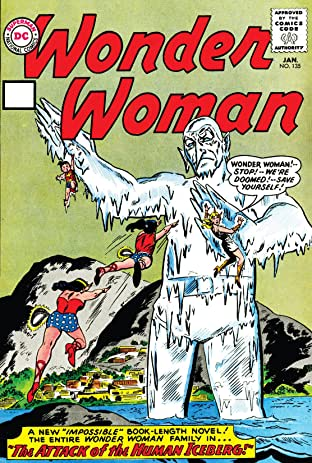 Wonder Woman (1942-1986) #135