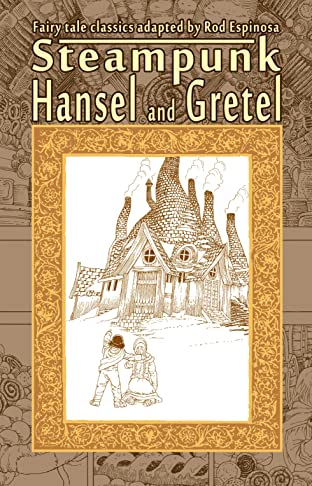 Steampunk Hansel and Gretel #1