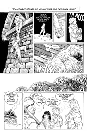 Steampunk Hansel and Gretel #1