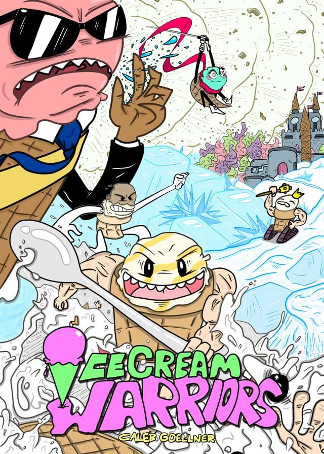 Ice Cream Warriors #1