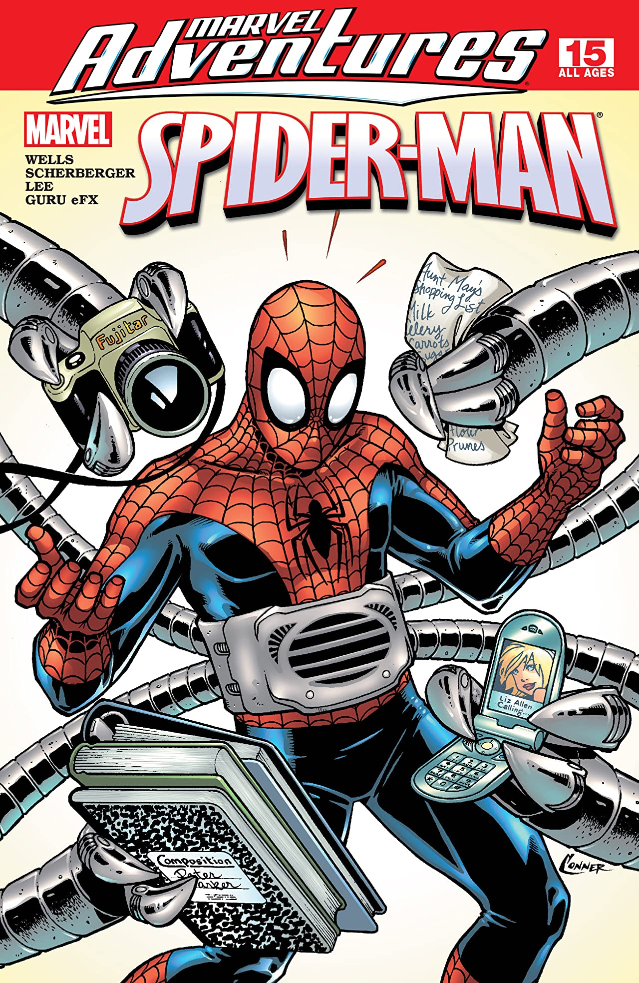 Marvel Adventures Spider-Man (2005-2010) #15