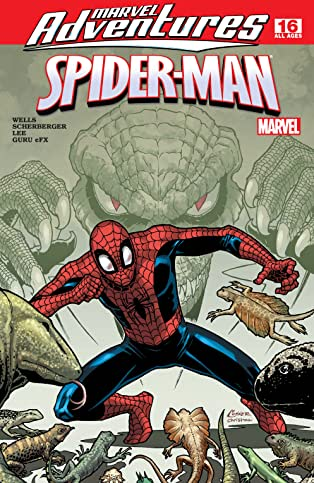 Marvel Adventures Spider-Man (2005-2010) #16