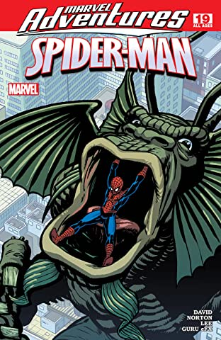 Marvel Adventures Spider-Man (2005-2010) #19