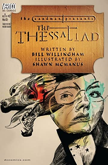 The Sandman Presents: The Thessaliad #1 (of 4)