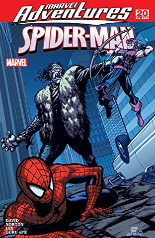 Marvel Adventures Spider-Man (2005-2010) #20
