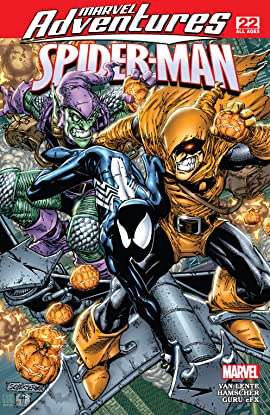 Marvel Adventures Spider-Man (2005-2010) #22