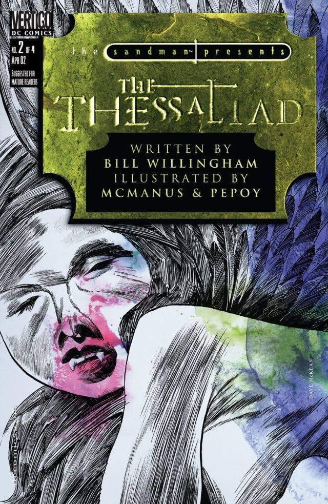 The Sandman Presents: The Thessaliad #2