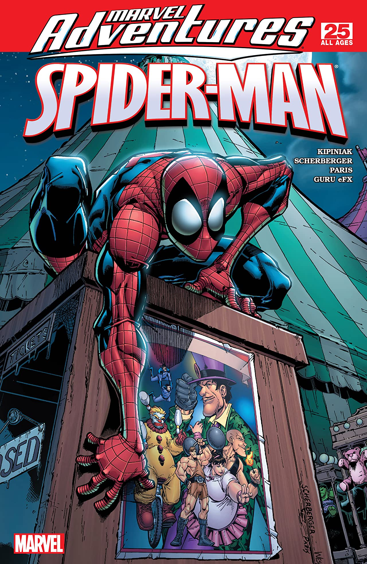 Marvel Adventures Spider-Man (2005-2010) #25