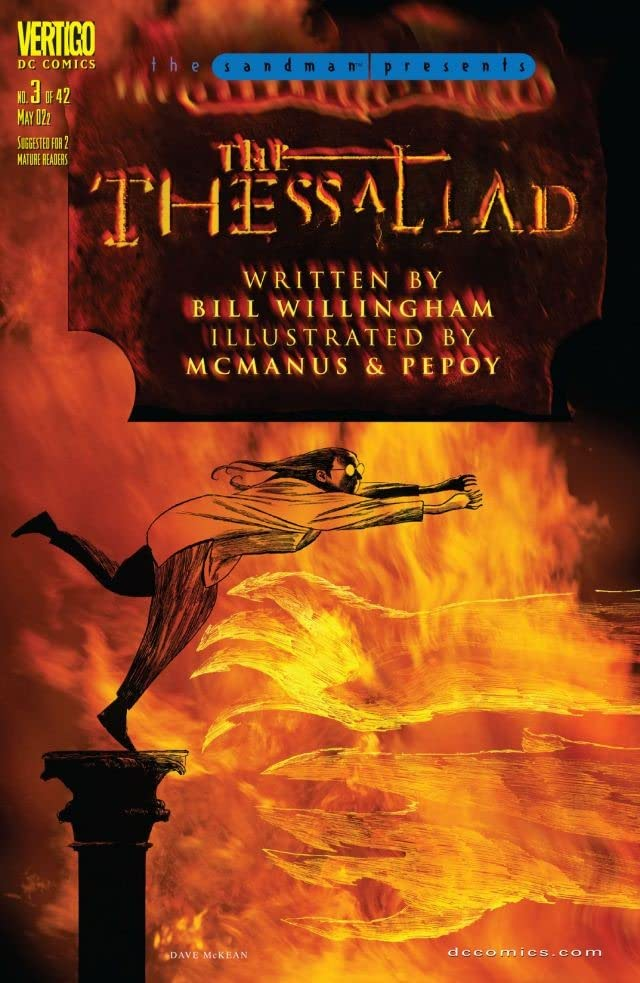 The Sandman Presents: The Thessaliad #3 (of 4)