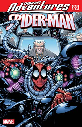 Marvel Adventures Spider-Man (2005-2010) #26
