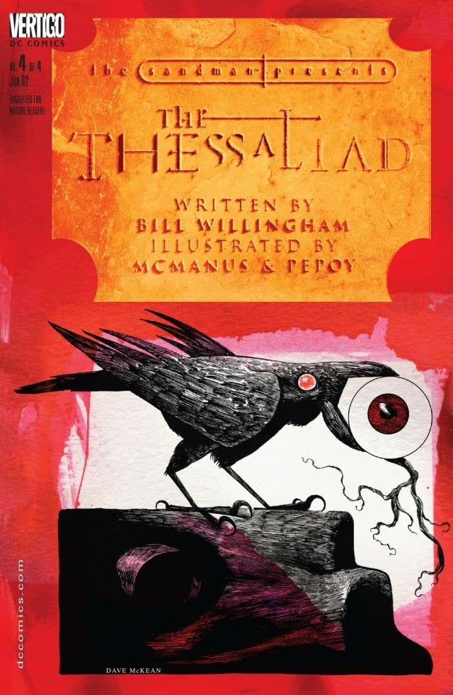 The Sandman Presents: The Thessaliad #4 (of 4)