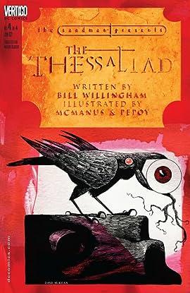 The Sandman Presents: The Thessaliad #4 (of 4)