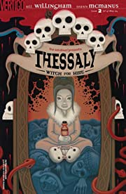 The Sandman Presents: Thessaly - Witch for Hire #2 (of 4)