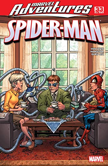 Marvel Adventures Spider-Man (2005-2010) #33
