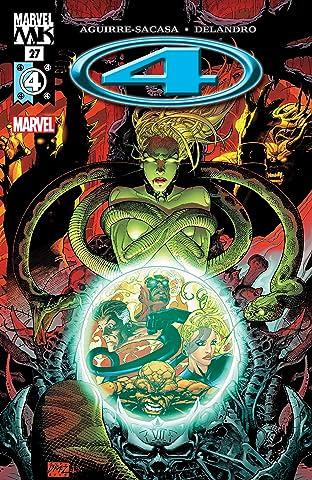 Marvel Knights: 4 (2004-2006) No.27