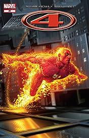 Marvel Knights: 4 (2004-2006) #29
