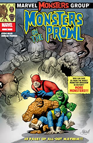 Marvel Monsters: Monsters on the Prowl (2005) #1