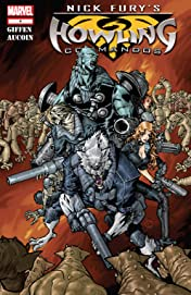 Nick Fury's Howling Commandos (2005-2006) #4