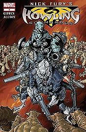 Nick Fury's Howling Commandos (2005-2006) #4
