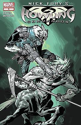 Nick Fury's Howling Commandos (2005-2006) #5
