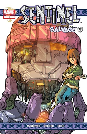 Sentinel (2003-2004) #1