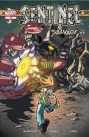 Sentinel (2003-2004) #2