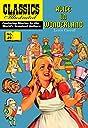 Classics Illustrated #49: Alice in Wonderland