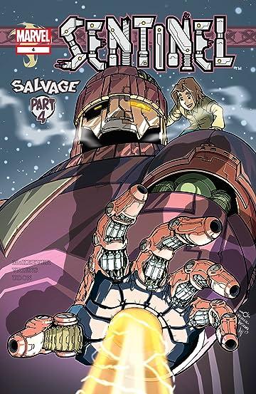 Sentinel (2003-2004) #4