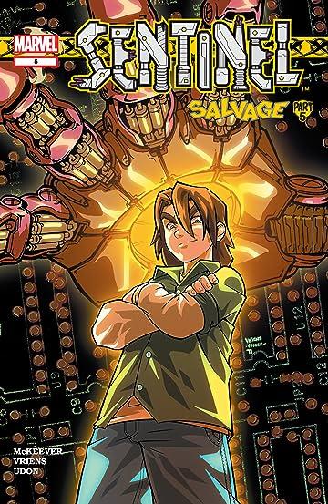 Sentinel (2003-2004) #5
