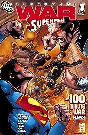 Superman: War of the Supermen #1 (of 4)