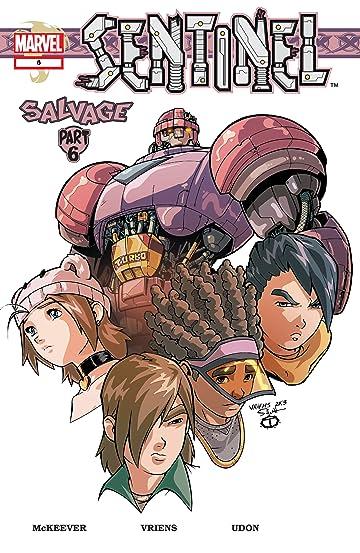 Sentinel (2003-2004) #6