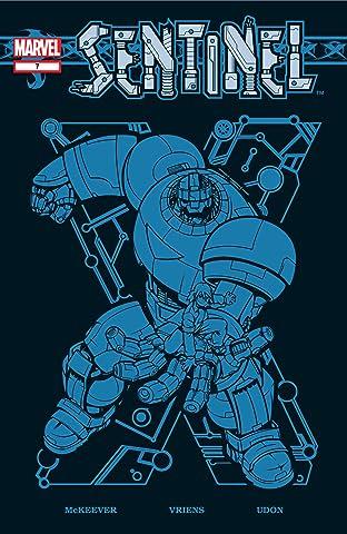 Sentinel (2003-2004) #7