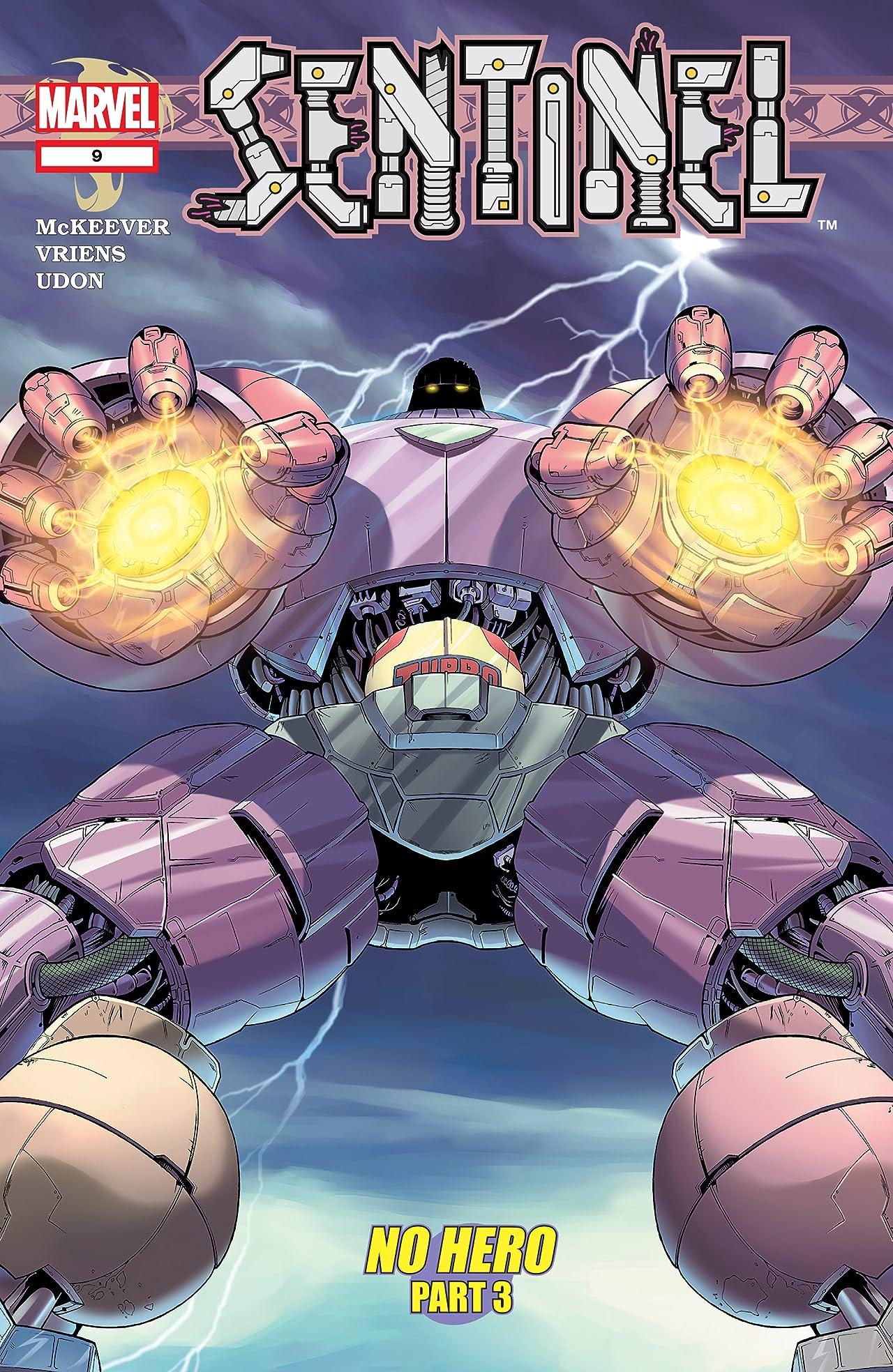 Sentinel (2003-2004) #9