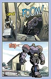 Sentinel (2003-2004) #11