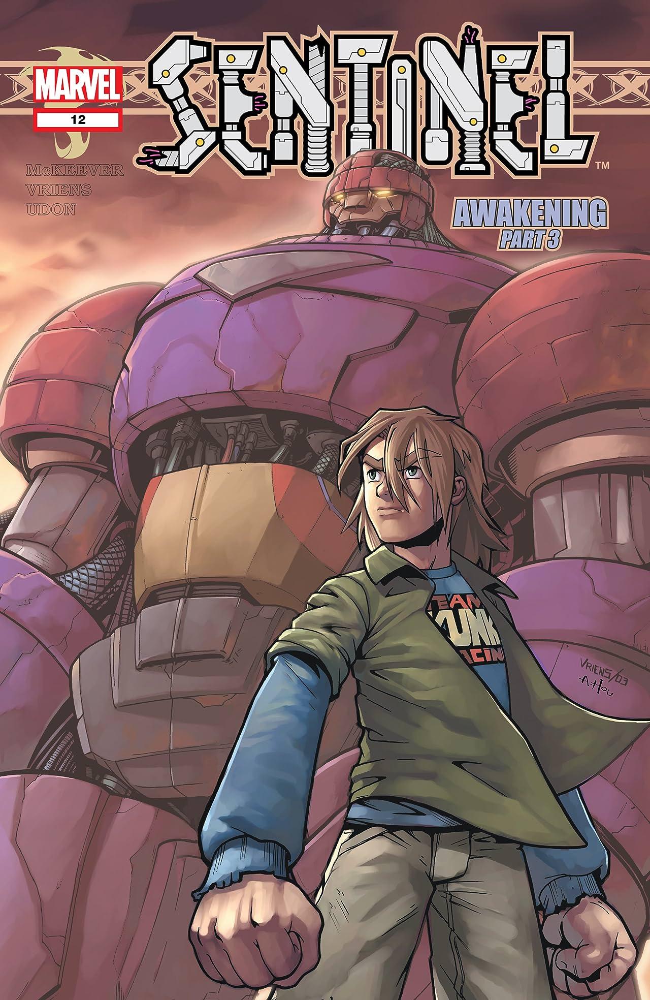 Sentinel (2003-2004) #12