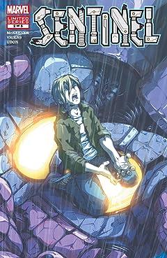 Sentinel (2005-2006) #2 (of 5)
