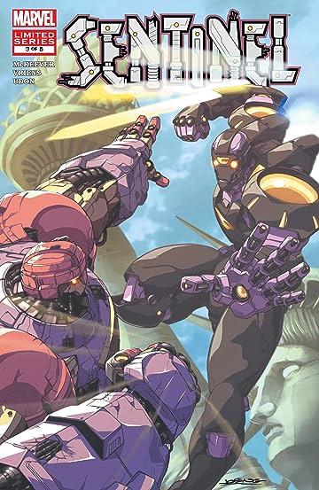 Sentinel (2005-2006) #3 (of 5)