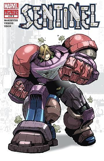 Sentinel (2005-2006) #4 (of 5)